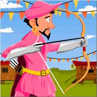 Růžový lučištník