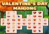 Valentýnský mahjong
