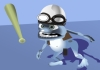 Hry on-line | Crazy Frog | Kill Crazy Frog 4